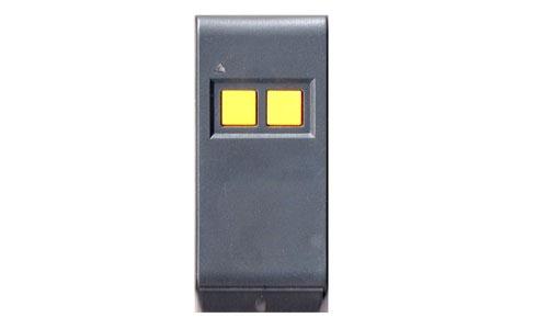 sezam portes automatiques prastel mpstf2e touches jaunes boitier gris. Black Bedroom Furniture Sets. Home Design Ideas