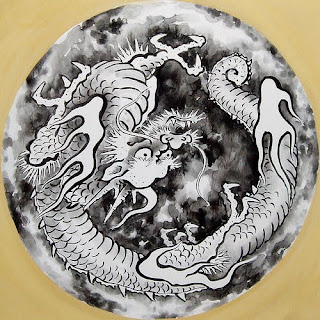 legendary chinese dragon