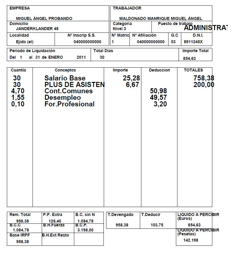 Aprobados En El Examen De Ascenso De Categoria Profesores | News Of ...
