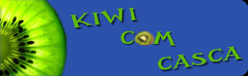 Kiwi com casca