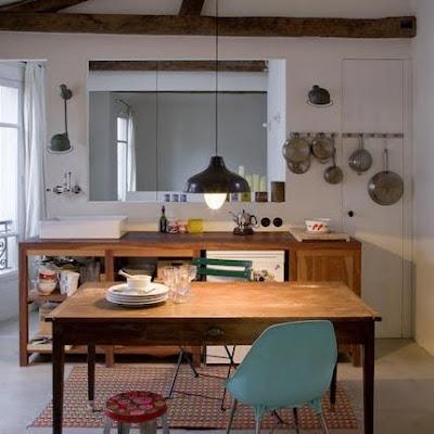 Casas pequeñas: Un apartamento de 42 metros cuadrados