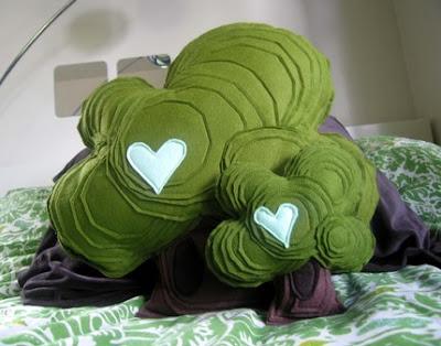 hecho a mano, almohada, diseño