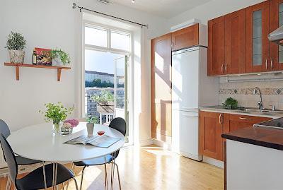 Casas pequeñas, Pequeños espacios, decoración
