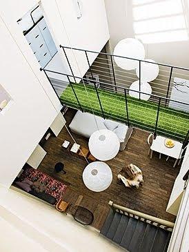 Casas pequeñas: Una casa de 30 metros cuadrados