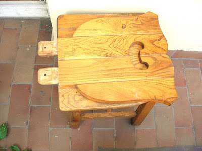 Cosas de casa, sillas de Ricitos de Oro