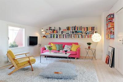 61 metros cuadrados, super ático..., casas pequeñas, deocración, terraza, buhardilla