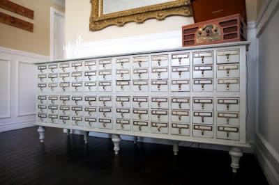 reciclado, archivador, mostrador