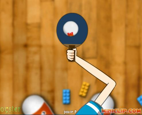 Play ping pong free online games