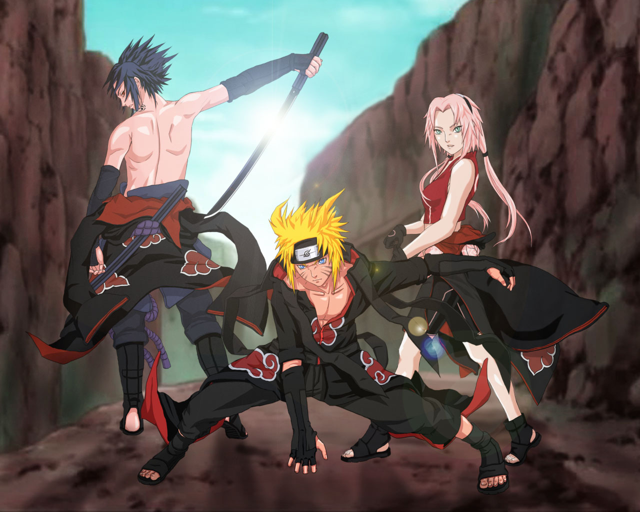 Naruto HD & Widescreen Wallpaper 0.60071443036217