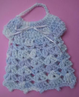 Ravelry: Simple crochet sachet pattern by Agrarian Artisan