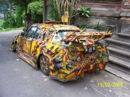 Cars Modification Designs