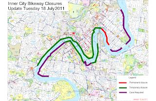 Bikeway state map