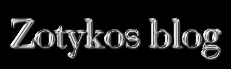 Zotykos blog