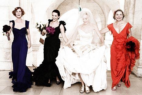 Vestidos de novias de famosas mexicanas