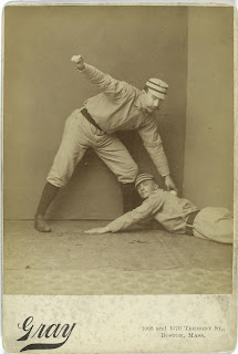 Charlie Ferguson and Tommy McCarthy, Philadelphia Quakers