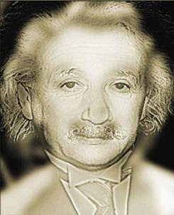 albert einstein vs marlyn monroe picture