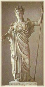 la Dea Atena