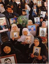 donne palestinesi chiedono liberazione loro congiunti
