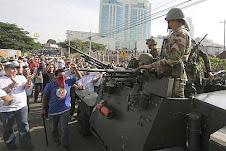 colpo di stato in honduras