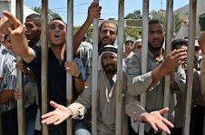 nella prigione di Gaza