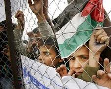 palestinesi in prigione a Gaza