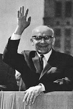 Il Presidente della Polonia Comunista