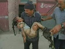 bambina palestinese uccisa