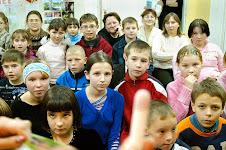 bambini ucraini orfani