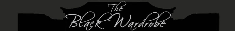 THE BLACK WARDROBE&#39;s blog
