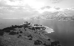 chiesa armena sul lago Van
