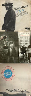 Stefano Rosso covers