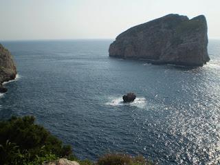 vista di Porto Conte da Capo Caccia