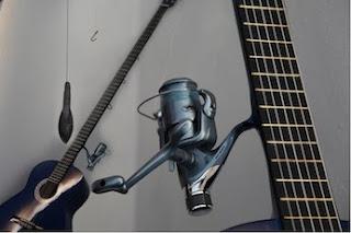 chitarra pescatrice by Valerio Pisano
