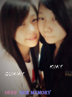 ♥commy n kimy
