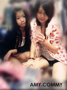 ♥amy n commy