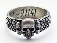 Are Skull Rings Nazi