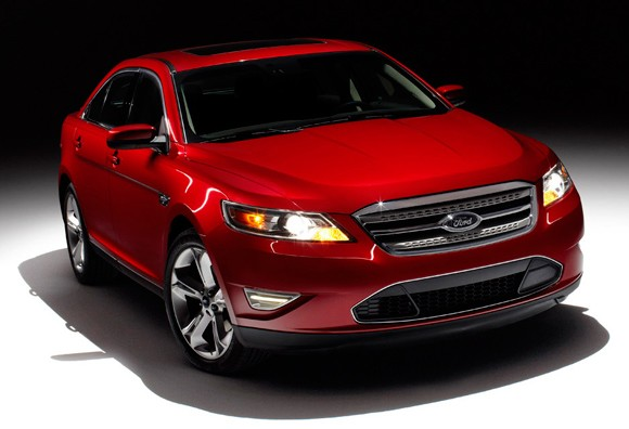 Ford Taurus 2011. New 2011 Ford-Taurus