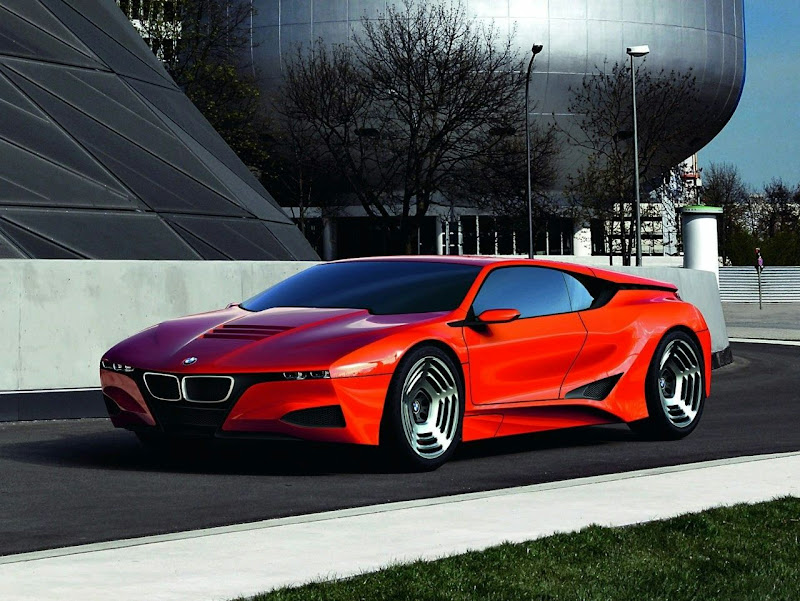 BMW M1 New Green Sport Concept