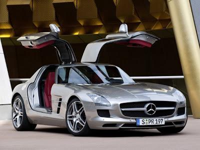 2011 Mercedes-Benz SLS AMG