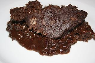 Crock Pot Chocolate Fudge Pudding Cake Recipe Lid Pocket