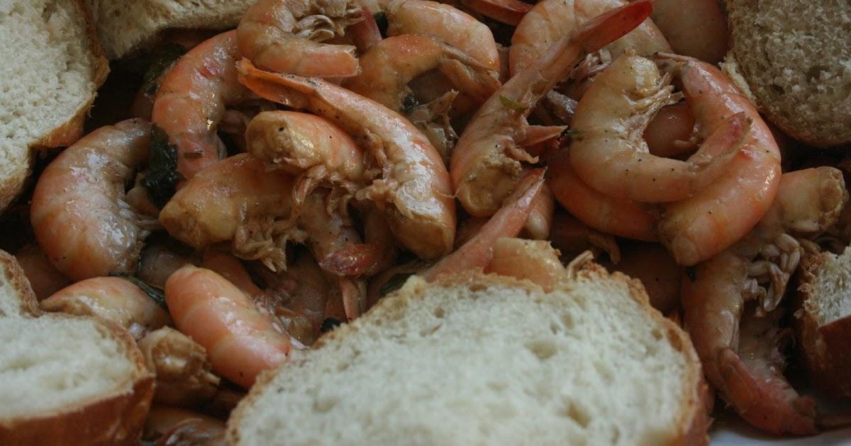 CrockPot Barbecued Shrimp Recipe