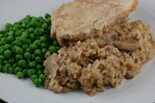 Year of Slow Cooking: Crockpot Chicken and Brown Rice Casserole