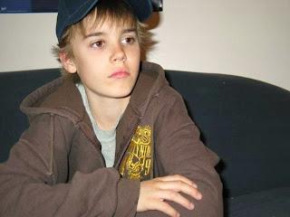 Beautiful picture of Justin Bieber