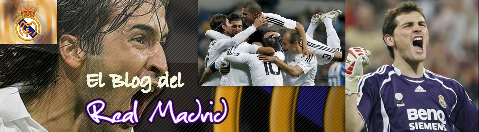 El blog del Real Madrid