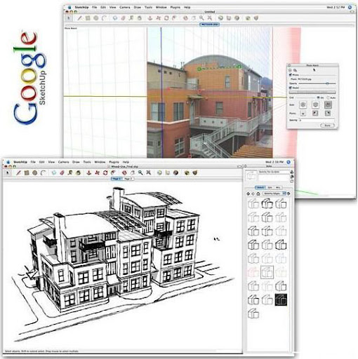 Google Sketchup Pro 7.1