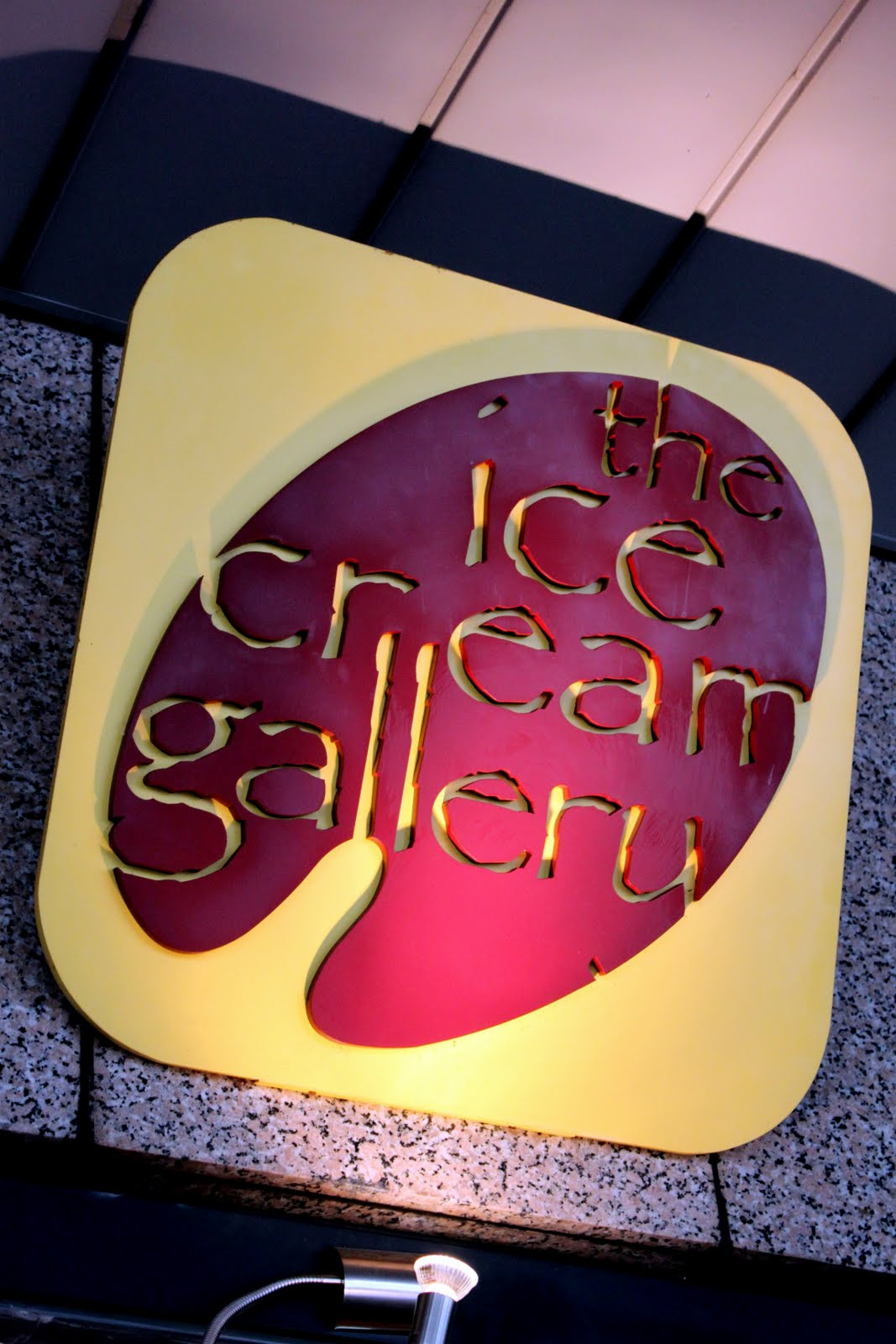 *the simplest aphrodisiac: The Ice Cream Gallery