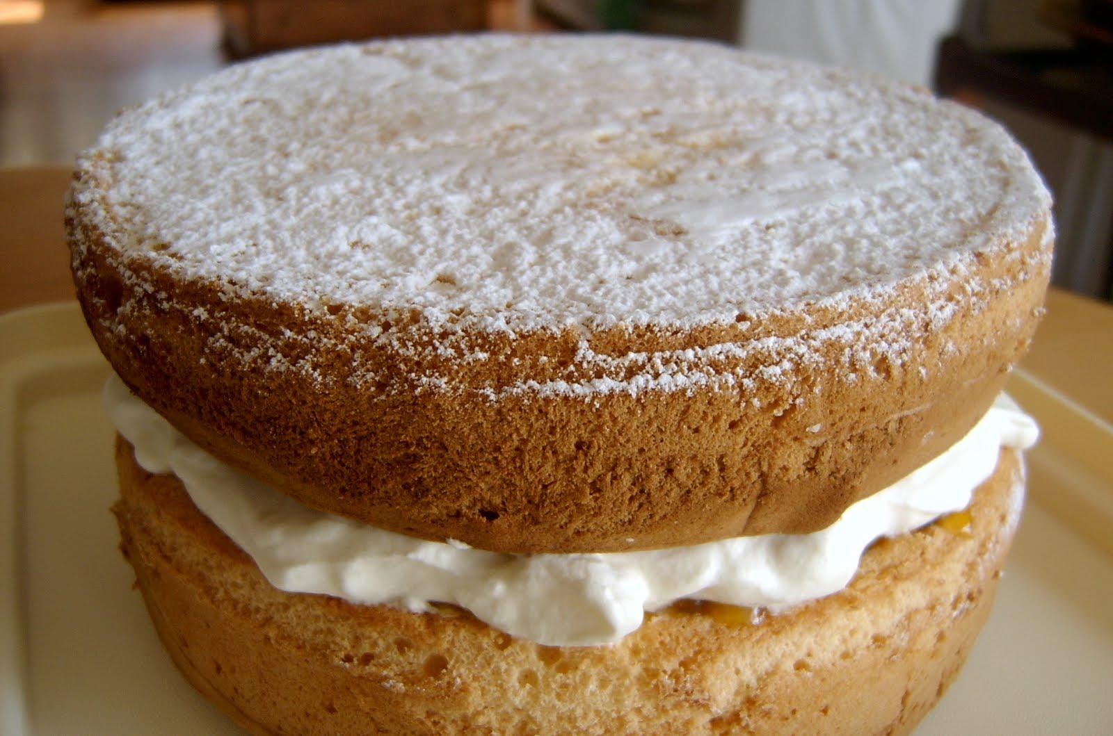 Cake bible sponge cake recipe