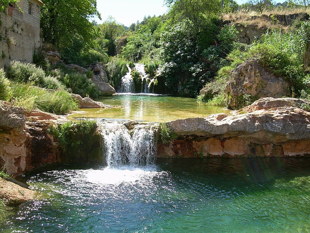 cascadas de rios