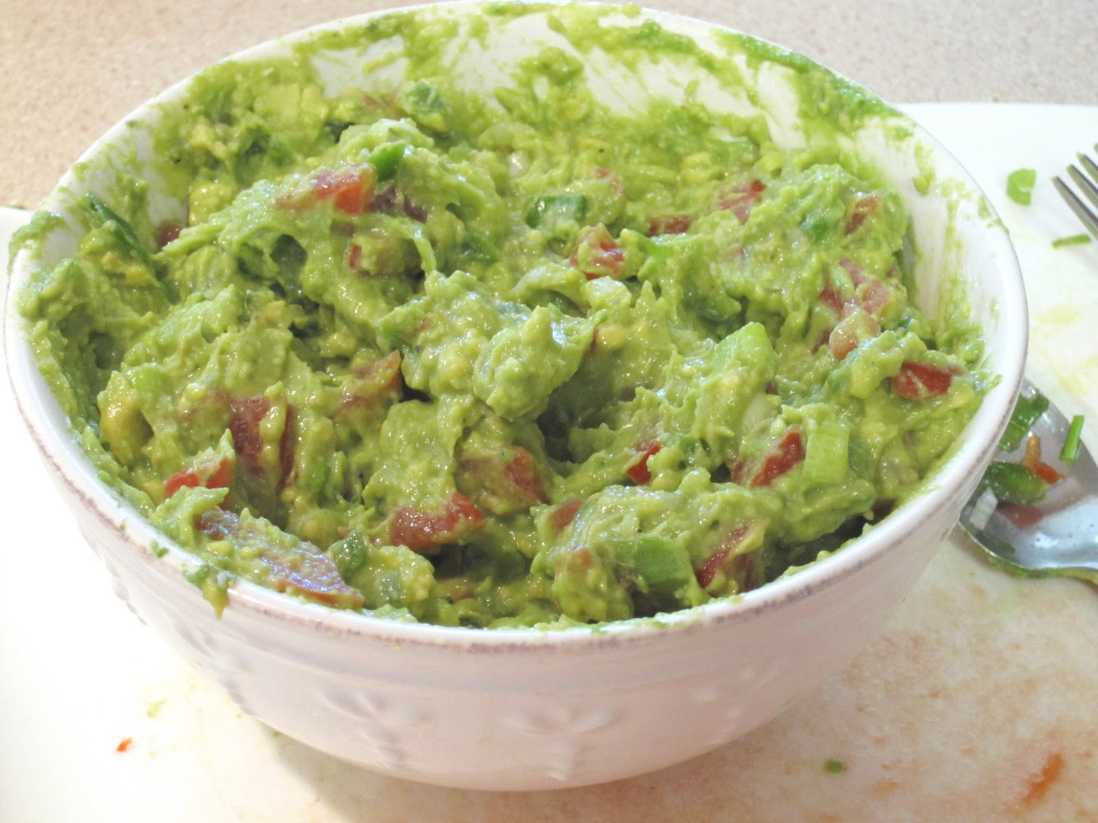 Cannundrums: Hass Avocado: Guacamole