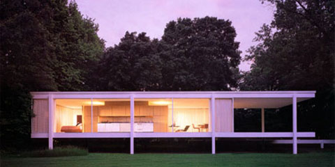 Historia del arte la casa farnsworth - Casa farnsworth ...